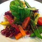 ラ マリーナ - 料理写真:新潟野菜のバーニャカウダ