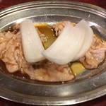 南大門 - 料理写真:シロ
