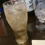 韓国バル イップニ - 酎ハイ