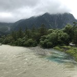 115175883 - 河童橋から望む明神岳