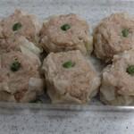 肉のヨシハシ - 料理写真:このシューマイが美味!