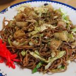 焼きそば櫻井 - 料理写真:小ぶりなジャガイモが食べやすい