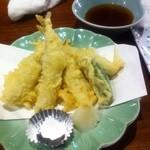 いちべえ - わかさぎの天ぷら