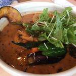 Neco - チキンベジタブルカレー(ココナッツスープ)