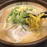 炙り味噌らーめん 麺匠 真武咲弥  - 料理写真: