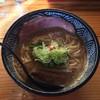 極麺 青二犀 - 料理写真:だし鶏しょうゆらーめん 850円(2019年9月)