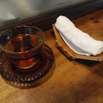 カフェ茶屋 珈夢 - 最初のセッティング