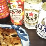 ハセガワストア - 本日のビールラインナップ&コアップガラナ