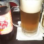 ハセガワストア - 赤星(サッポロラガービール)で作った函館ガラビー