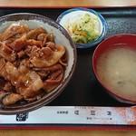 115194879 - チャップ丼  @800円(2019.09)