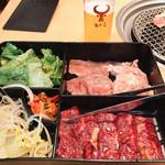 焼肉 三千里 - 料理写真:満腹ランチ