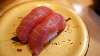 廻転寿司弁慶 新潟ピア万代店 - 中トロ