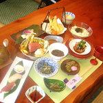 日本料理 みなもと - 料理写真:各種宴会・会席料理3500円~無料送迎バスあります。