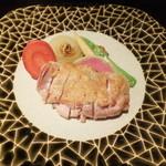 11520574 - 鶏のステーキ