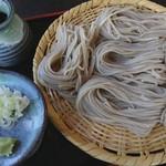 山口屋 - 料理写真:ざるそば