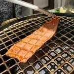 板前焼肉 赤と霜 - すき焼きサーロイン