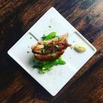 ビストロ カリーノ - 豚バラ肉のロースト