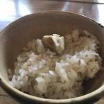 和 - 栗ご飯