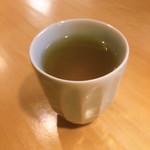石臼挽き手打 蕎楽亭 - そば茶