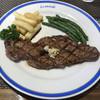 ル・モンド - 料理写真:サーロインセット 150グラム ミディアムで  1100円