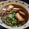 樹亭 - 料理写真:チャーシュー麺。