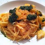 小林食堂 - 明太子とポテトのスパゲティ