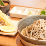 さんぽう西村屋 - 【ランチ】赤花蕎麦御膳
