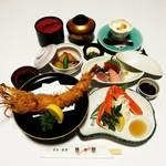 魚々屋 - 料理写真:彩御膳