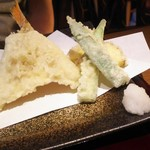 115215762 - ノドクロの天ぷら
