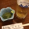 みなみ - 料理写真:生ビールとお通し