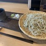 紫檀 手打ち蕎麦と焼鳥 - 料理写真:もり