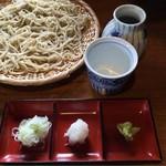 登美 - 料理写真:せいろ(850円)