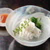 三田 山田屋 - 料理写真:はも梅肉