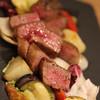 イタリアンバール ルモン - 料理写真:和牛赤身肉ステーキ