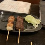 串焼 創作料理 ほていちゃん -