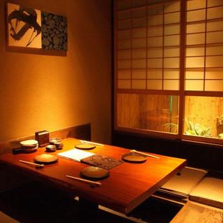 ◆玄屋-GENYA-2名様~くつろぎ個室完備◆