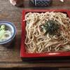 八洲 - 料理写真:上品な「そば」