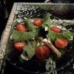 ビストロ&バル ラポール - 牡蠣のカプレーゼ