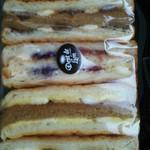 ダンデリオン - 料理写真:クリームバラエティ(¥300)