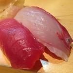 松葉寿司 - 料理写真:もういっちょにぎり