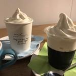 ショウゾウ シラカワ 水辺のコーヒー - 料理写真: