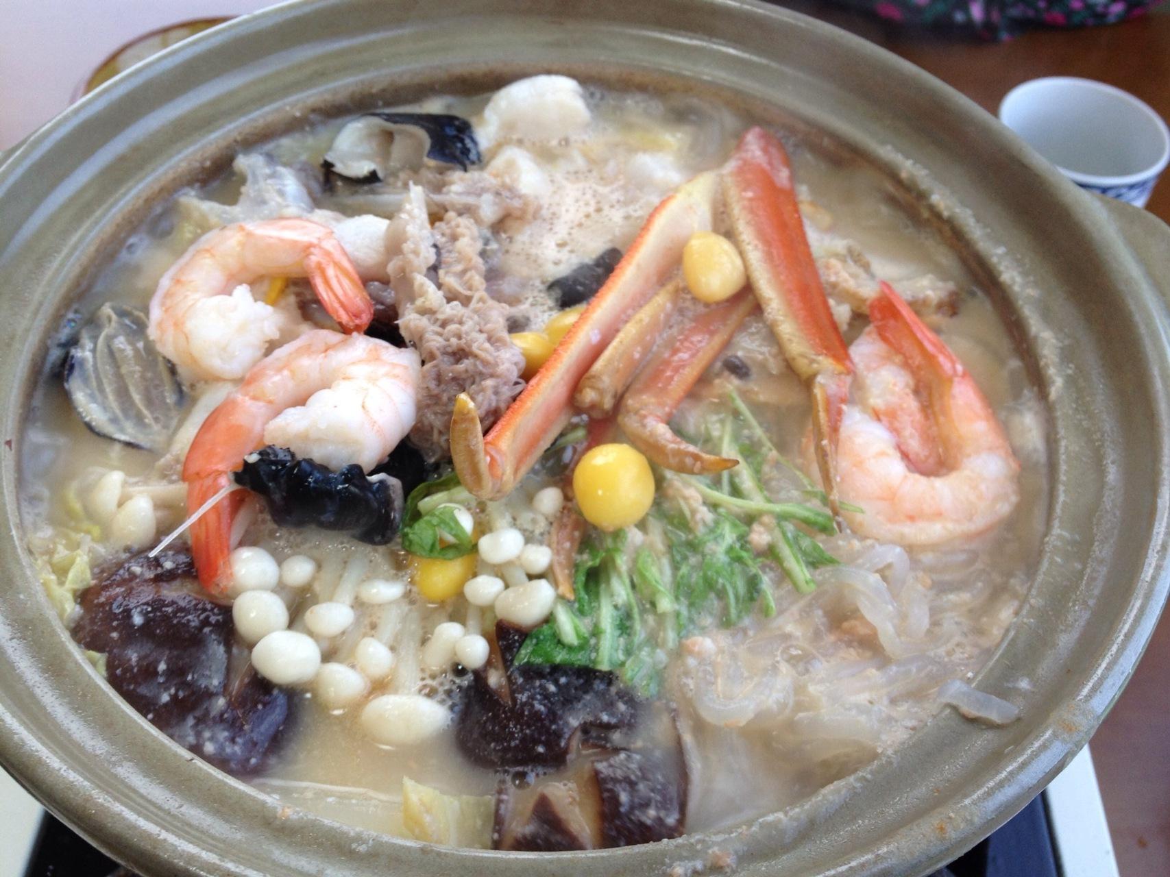 海鮮料理 食彩 太信