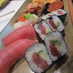 亀寿司 - 料理写真:にぎり【松】