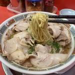 もっこす - 麺