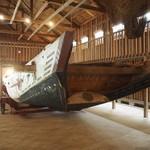ありすこぅひぃ工房 - 鰊船