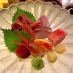 燦 - 本日入荷の鮮魚