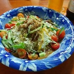 紅華飯店 - 料理写真:冷やし中華