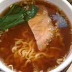 中国料理 珍満 - 【再訪:2012.2.6】この日のAランチのミニラーメン