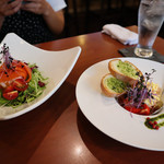 亀十料理店 - 選べる前菜