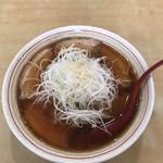 きむらや - 料理写真:ねぎチャーシュー麺(しょうゆ)  980円